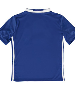 adidas チェルシー Kids 16/17 Home ユニフォーム シャツ Blue