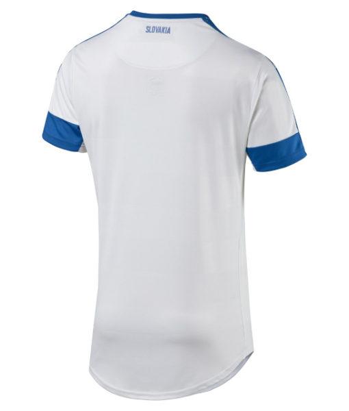 PUMA スロバキア 2016Home ユニフォーム シャツ White