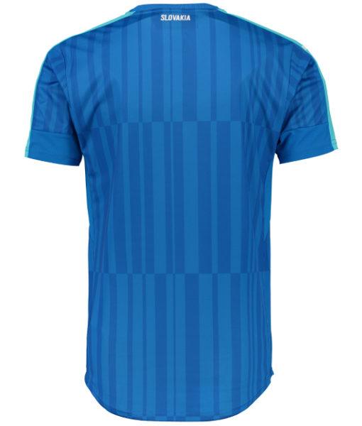 PUMA スロバキア 2016Away ユニフォーム シャツ Blue