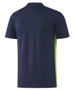 adidas シャルケ04 16/17 トレーニング Tシャツ Navy