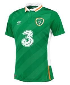 Umbro アイルランド 2016Home ユニフォーム シャツ Green