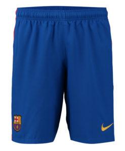 NIKE FCバルセロナ 16/17 Home ユニフォーム ショーツ Blue