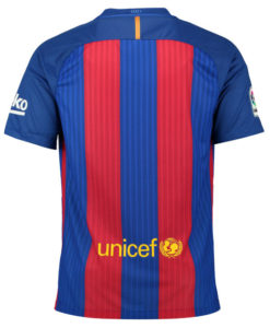 NIKE FCバルセロナ 16/17 Home ユニフォーム シャツ Blue