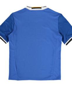 adidas ユベントス Kids 16/17 Awayユニフォーム シャツ Blue
