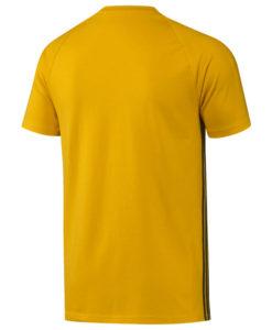 adidas ユベントス 16/17 トレーニング Tシャツ Gold