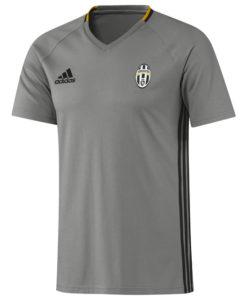 adidas ユベントス 16/17 トレーニング Tシャツ Grey