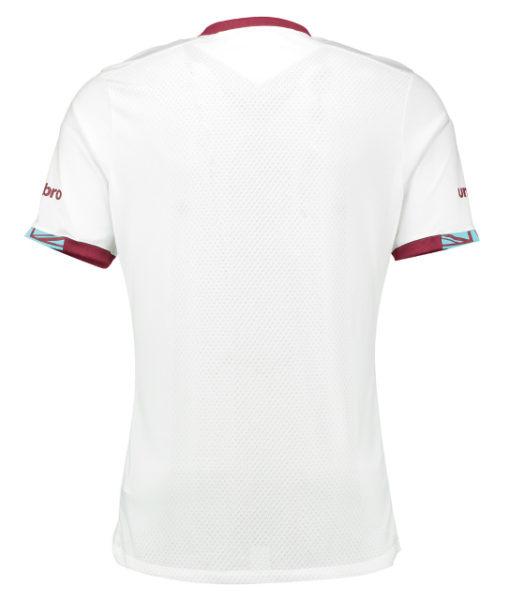 Umbro ウエストハム ユナイテッド 16/17 Awayユニフォーム シャツ White
