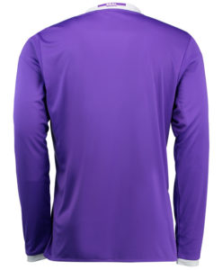 adidas レアルマドリード 16/17 Awayユニフォーム 長袖 シャツ Purple