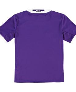 adidas レアルマドリード Kids 16/17 Awayユニフォーム シャツ Purple