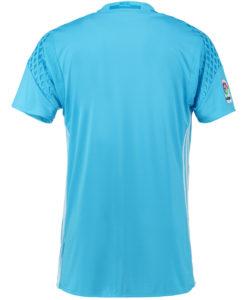 adidas レアルマドリード 16/17 Home GKユニフォーム シャツ Blue