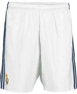adidas レアルマドリード 16/17 Home ユニフォーム ショーツ White