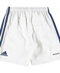 adidas レアルマドリード Kids 16/17 Home ユニフォーム ショーツ White