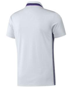 adidas レアルマドリード 16/17 トレーニング ポロシャツ White