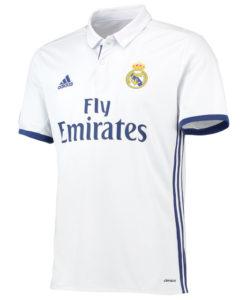 adidas レアルマドリード 16/17 Home ユニフォーム シャツ White