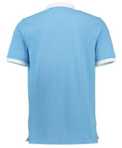 NIKE マンチェスターシティ 16/17 コアマッチアップ ポロシャツ Blue