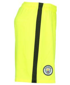 NIKE マンチェスターシティ 16/17 Home GKユニフォーム ショーツ Yellow