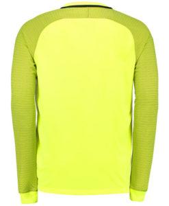 NIKE マンチェスターシティ 16/17 Home GKユニフォーム シャツ Yellow