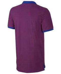 NIKE FCバルセロナ 16/17 グランドスラム ポロシャツ Blue