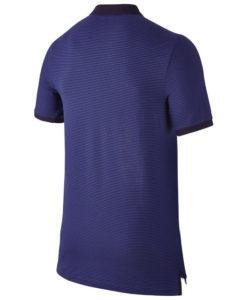 NIKE FCバルセロナ 16/17 グランドスラム ポロシャツ Purple