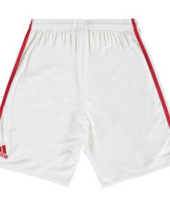 adidas マンチェスターユナイテッド Kids 16/17 Home ユニフォーム ショーツ Red