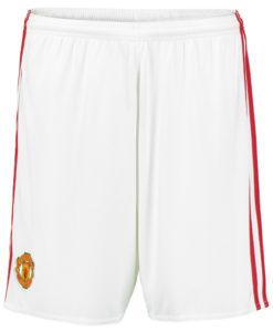 adidas マンチェスターユナイテッド 16/17 Home ユニフォーム ショーツ Red
