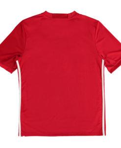 adidas マンチェスターユナイテッド Kids 16/17 Home ユニフォーム シャツ Red