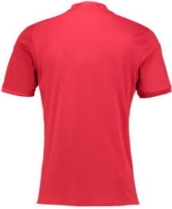 adidas マンチェスターユナイテッド 16/17 Home ユニフォーム シャツ Red
