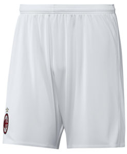 adidas ACミラン 16/17 Awayユニフォーム ショーツ White