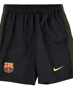 NIKE FCバルセロナ Kids 16/17 Home GKユニフォーム ショーツ Black