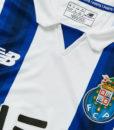 New Balance FCポルト 16/17 Home ユニフォーム シャツ Blue