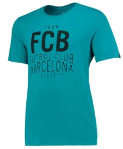 NIKE FCバルセロナ 16/17 Squad Tシャツ Green