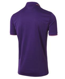 le coq sportif フィオレンティーナ 16/17 Home ユニフォーム シャツ Purple