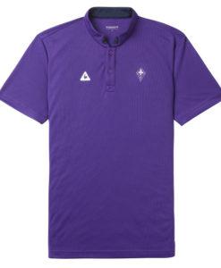 le coq sportif フィオレンティーナ 16/17 トレーニング ポロシャツ Purple