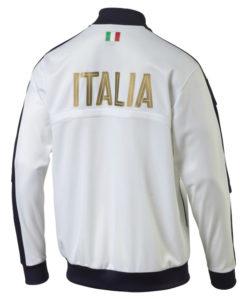 PUMA イタリア 2006 スタジアム ジャケット White