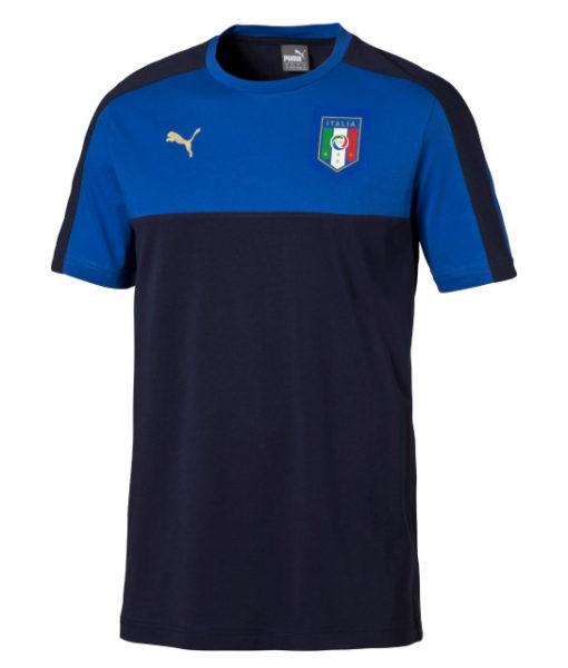 PUMA イタリア 2006 Tribute Tシャツ Navy 1