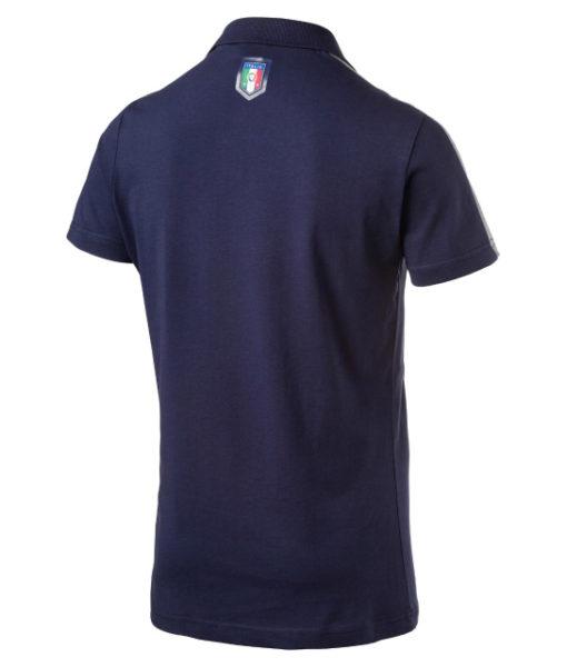 PUMA イタリア 2006 Tribute ポロシャツ Navy