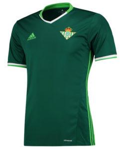 adidas レアルベティス 16/17 Awayユニフォーム シャツ Green
