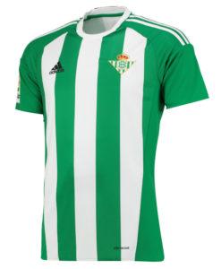 adidas レアルベティス 16/17 Home ユニフォーム シャツ Green