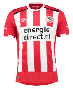 PSVアイントホーフェン 16/17 Home ユニフォーム シャツ Red