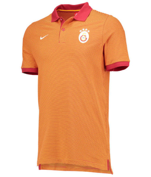 NIKE ガラタサライ 16/17 Authグランドスラム ポロシャツ Orange 1