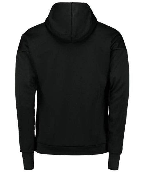 adidas ACミラン 16/17 Z.N.E. アンセム ジャケット Black