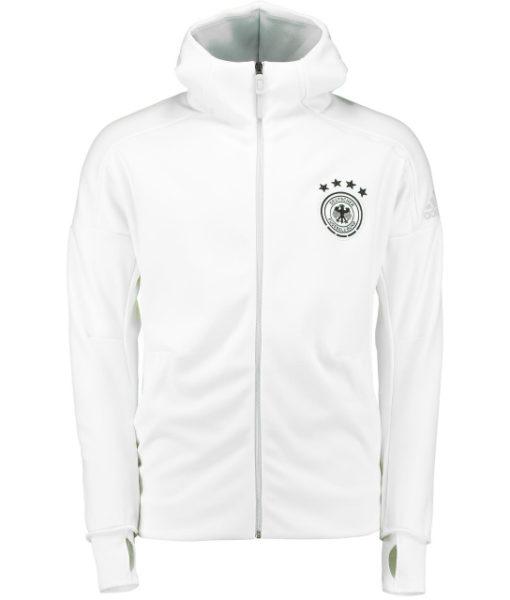 adidas ドイツ 16/17 Z.N.E. アンセム ジャケット White