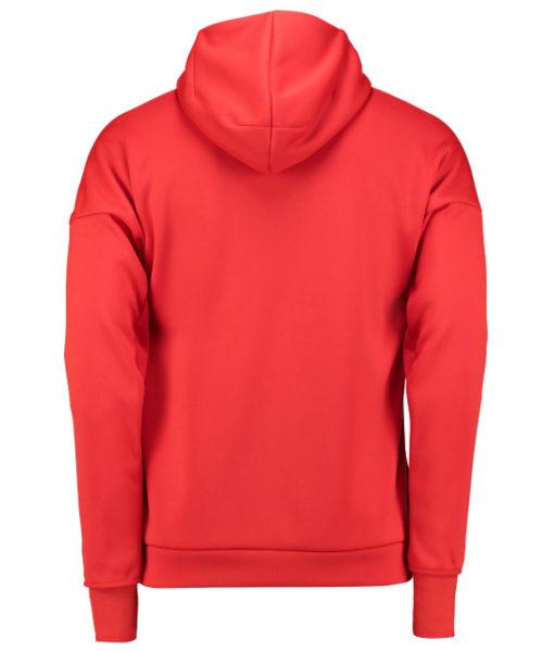 adidas ロシア 16/17 Z.N.E. アンセム ジャケット Red