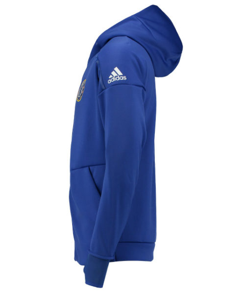 adidas チェルシー 16/17 Z.N.E. アンセム ジャケット Blue
