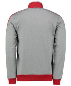 adidas バイエルン ミュンヘン 16/17 3ストライプ ジャケット Grey