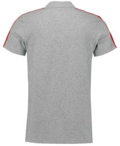adidas バイエルン ミュンヘン 16/17 3ストライプ ポロシャツ Grey