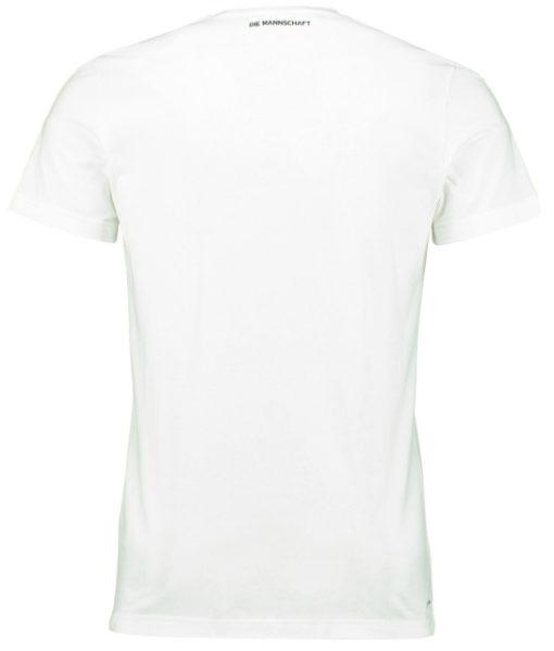 adidas ドイツ 2017 トレーニング Tシャツ White