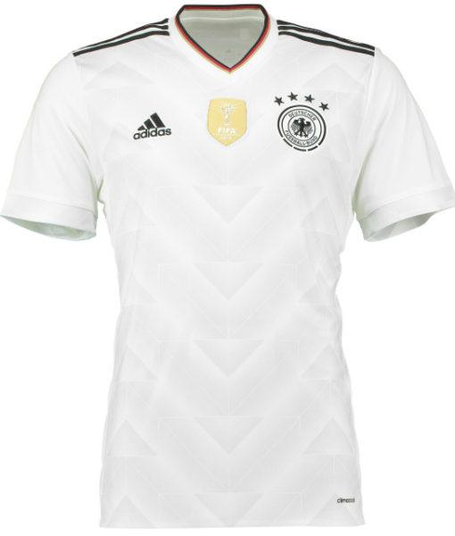 adidas ドイツ 2017 Home コンフェデレーションズカップ シャツ White