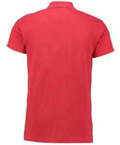 adidas マンチェスターユナイテッド 16/17 3ストライプ ポロシャツ Red