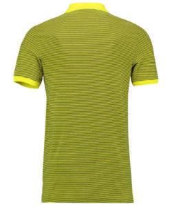 NIKE マンチェスターシティ 16/17 AUTHグランドスラム ポロシャツ Yellow